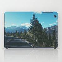 colorado iPad Cases featuring Colorado by Gabrielle Wall