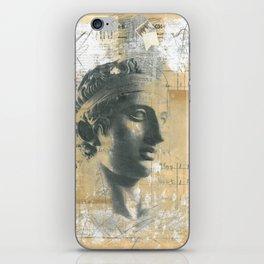 The Diadumenos- Greek sculpture iPhone Skin