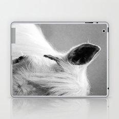 The White Horse Laptop & iPad Skin