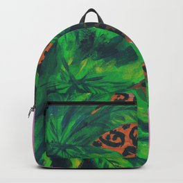 Jungle cat Backpack