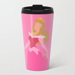 Sleeping Beauty - Pink Travel Mug