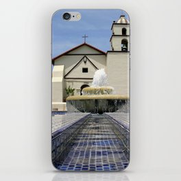 Mission Water iPhone Skin