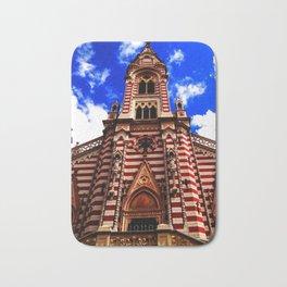 Church Bogota Colombia Bath Mat