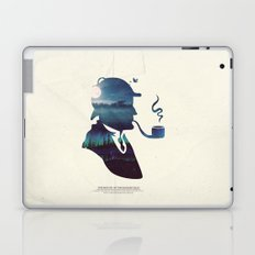 Sherlock - The Hound of the Baskervilles Laptop & iPad Skin