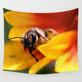 Busy Bee Wall Tapestry