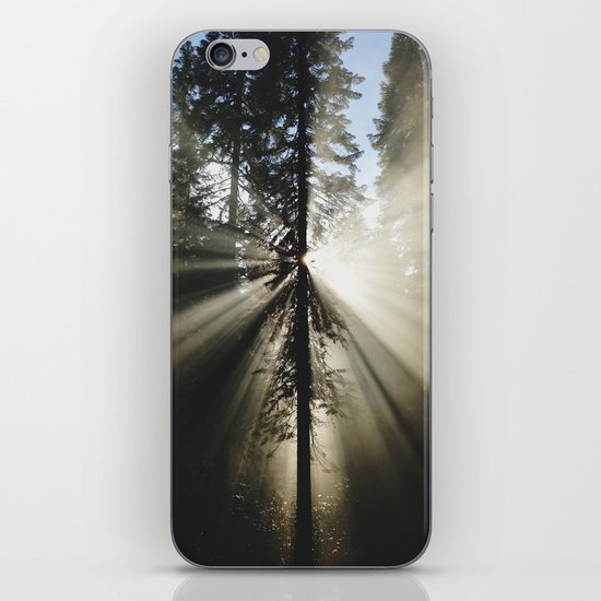 Umpqua Rays iPhone & iPod Skin
