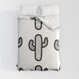 Wacky Cacti Comforters