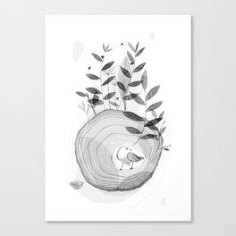 tree of life 1 Canvas Print