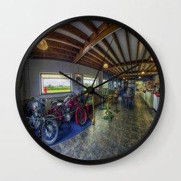 Transport Cafe Wall Clock