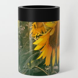 summer in the fields Can Cooler