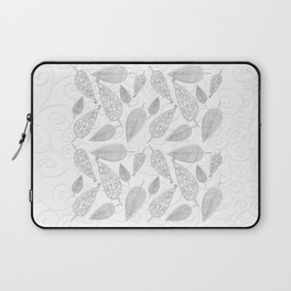 Color Me Leaves Laptop Sleeve
