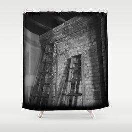 Latter Ladders. Shower Curtain