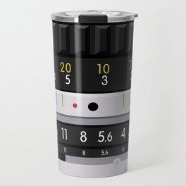 Nikon 50mm Travel Mug