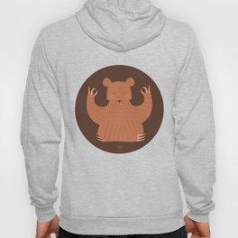 Animal Zen: B is for Bear Hoody