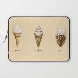 Ice Cream Cones Laptop Sleeve