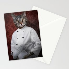 Chef Lola Stationery Cards