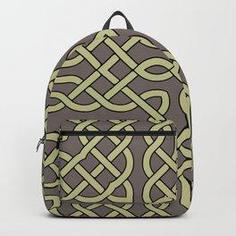 Celtic ornament Backpack