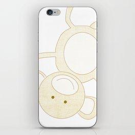 Monkey Jungle Series Print iPhone Skin