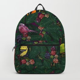 Birds and berries Backpack