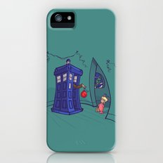 Cindy Lou WHO iPhone (5, 5s) Slim Case