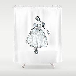 Alicia Shower Curtain