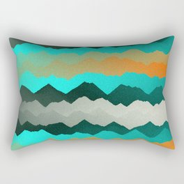 Jealousy Rectangular Pillow