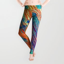 Hot and Cold aka Fear and Desire Leggings