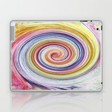 The Well of Lost Colors Laptop & iPad Skin