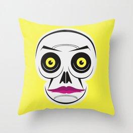 Ho una brutta cera... Throw Pillow