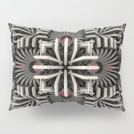 Calaabachti Matrix Pillow Sham