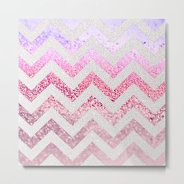 FUNKY MELON PINKBERRY Metal Print