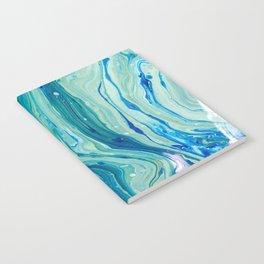 fluid art 3 Notebook
