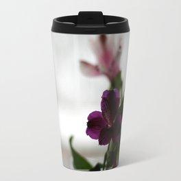 alstroemeria Travel Mug
