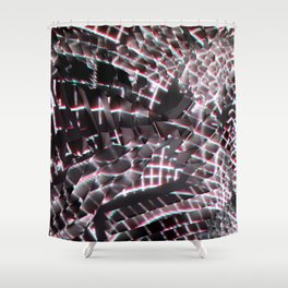 3D Vision Shower Curtain
