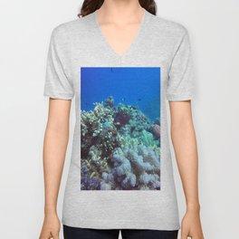 Great Barrier Reef Unisex V-Neck