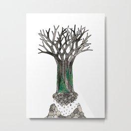 Tree01 Metal Print