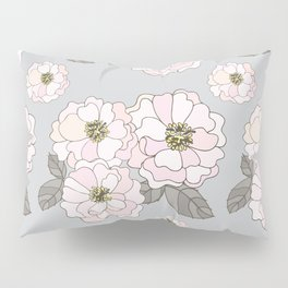 Rose-hip Pillow Sham