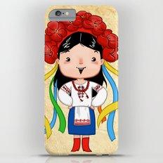A Ukrainian Girl iPhone 6 Plus Slim Case