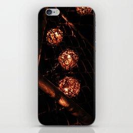 Spheres iPhone Skin