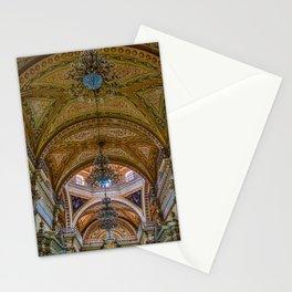 Guanajuato Basilica Ceiling Stationery Cards