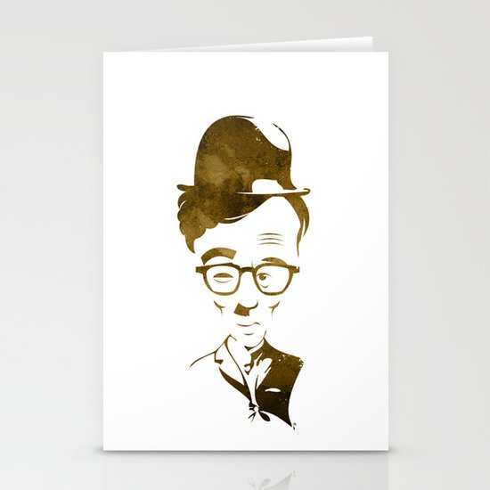 WOOLIE CHAPLEN Stationery Cards