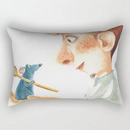 Ratatouille Rectangular Pillow