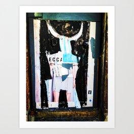 Wall - SOHO NYC Art Print