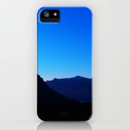 Dawn at Glacier National Park, Rocky Mountains, Going to the Sun Road, Logan Pass iPhone Case