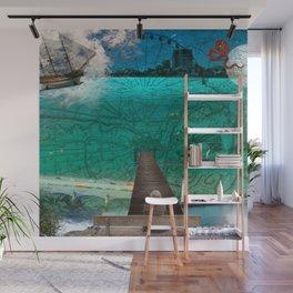 Sea Dreams Wall Mural