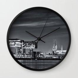 COLOGNE 07 Wall Clock