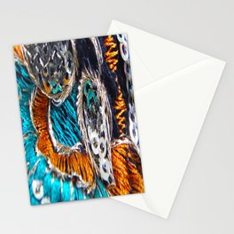 Sequin Stationery Cards