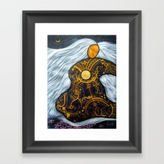A New Season Framed Art Print