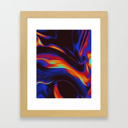 Draz Framed Art Print