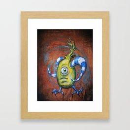 """I can do it myself"" Framed Art Print"